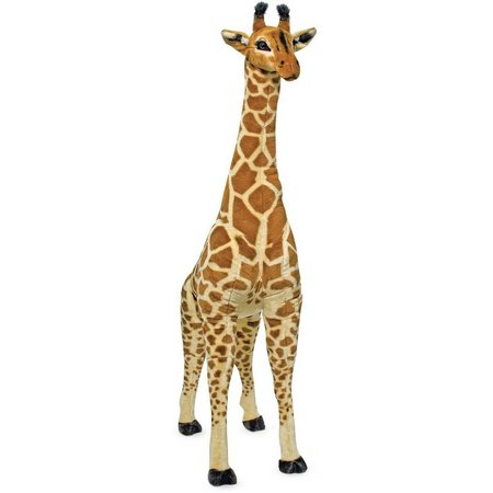 Melissa & Doug Giant Stuffed Giraffe