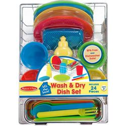 Melissa & Doug Let's Play House Wash &
