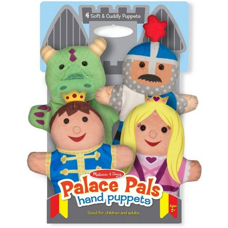 Melissa & Doug 4-pc. Palace Pals Hand Puppet