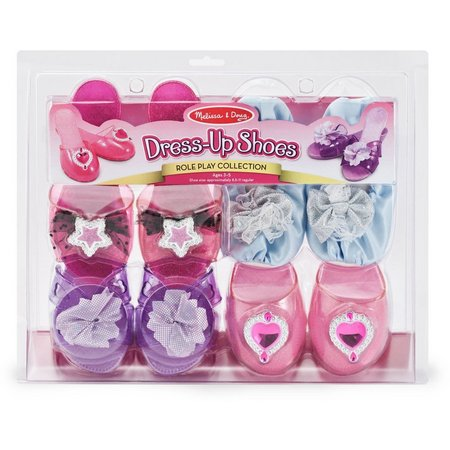 Melissa & Doug 4-pk. Step In Style Dress-Up