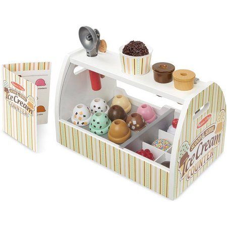 Melissa & Doug Scoop & Serve Ice Cream