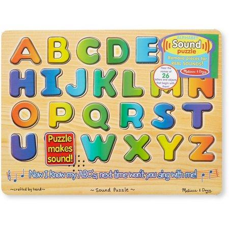 Melissa & Doug 26-pc. Alphabet Sound Puzzle