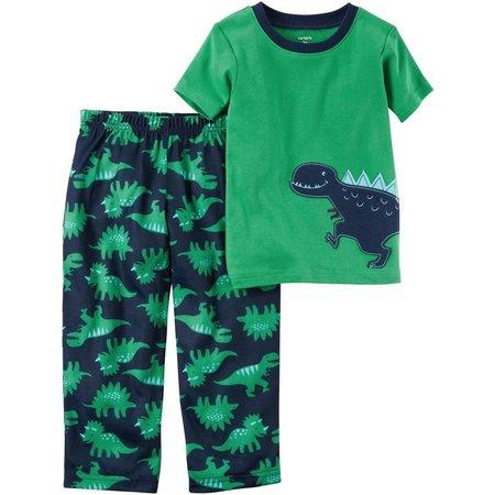 Carters Toddler Boys Dinosaur Pajama Set