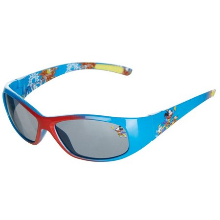 Disney Mickey Mouse Boys Superhero Wrap Sunglasses