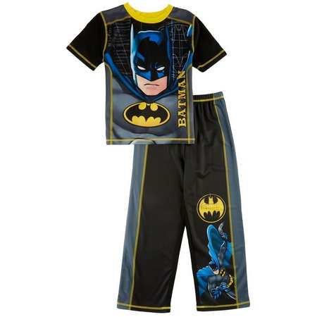 Batman Big Boys Pajama Set