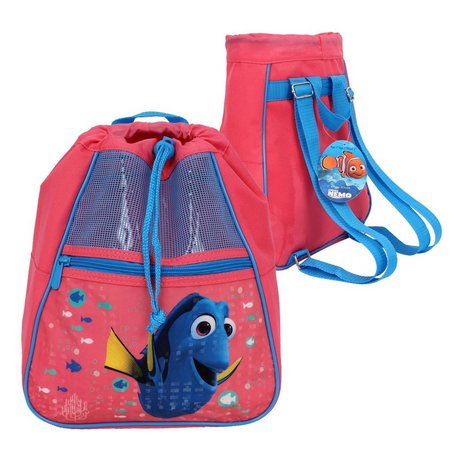 Disney Finding Dory Girls Drawstring Backpack