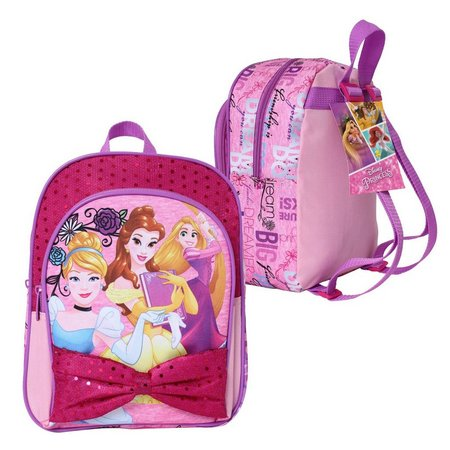 Disney Princess Girls Bow Mini Backpack