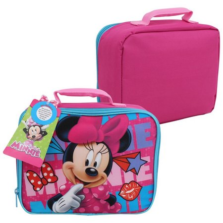 Disney Minnie Mouse Girls Lunch Box