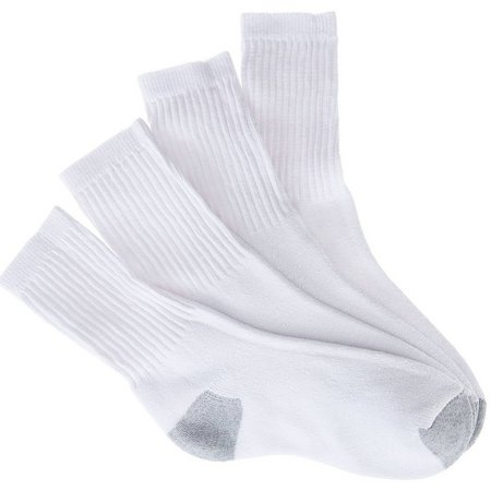 Power Club Big Boys 4-pk. Sports Crew Socks
