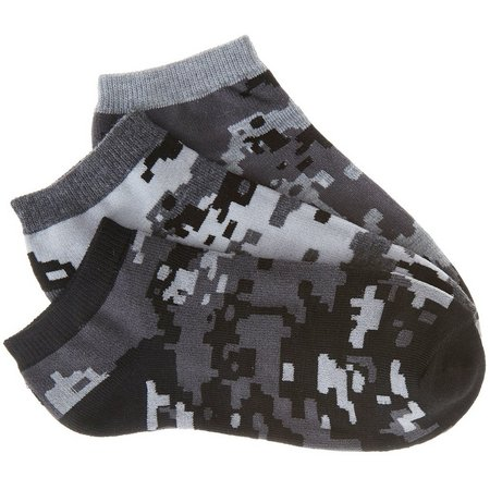Power Club Big Boys 3-pk. Quarter-Length Socks
