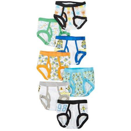 Despicable Me Toddler Boys 7-pk. Brief Underwear
