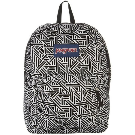 JanSport High Stakes Geometric Backpack