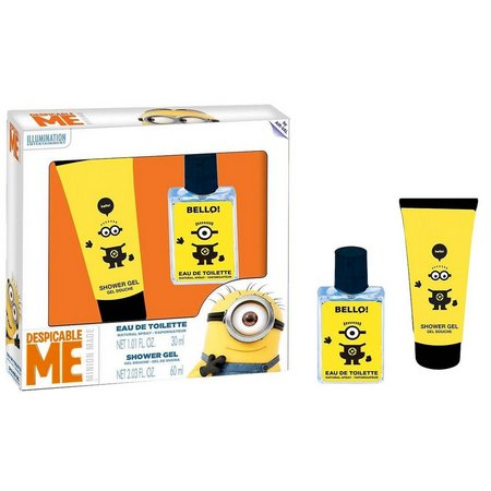 Minions Boys Shower Gel & Cologne Set