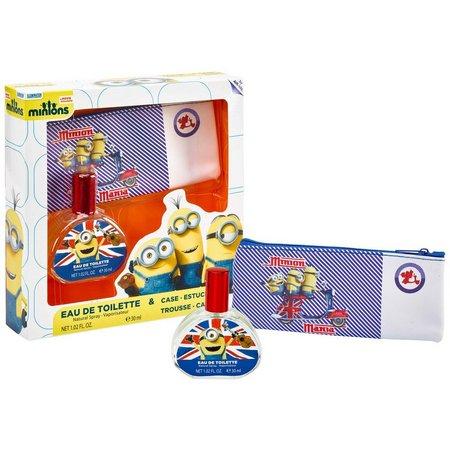 Minions Boys Travel Case & Cologne Set