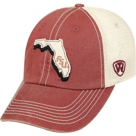 Florida State Big Boys United Trucker Hat