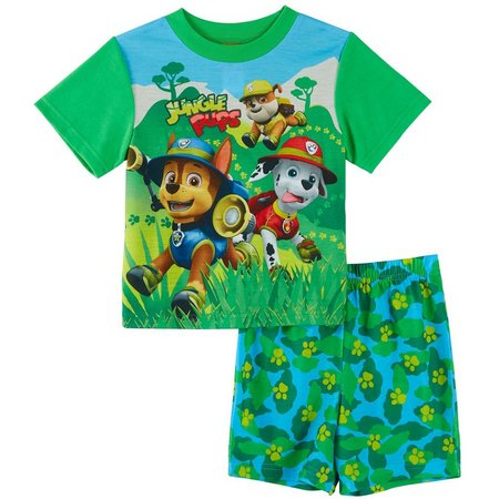 Nickelodeon Paw Patrol Toddler Boys Pajama Set