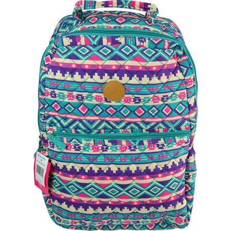 New! Global Designs Aztec Backpack
