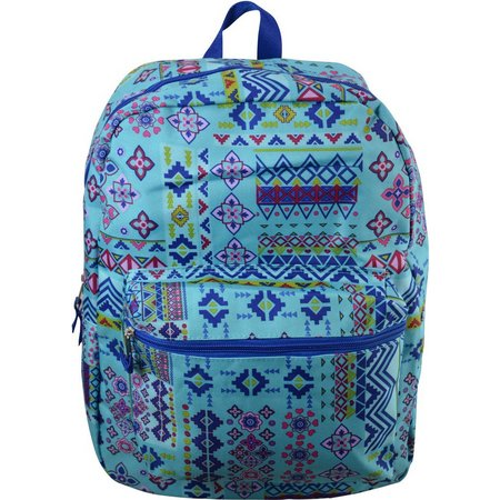 New! Global Designs Tribal Backpack