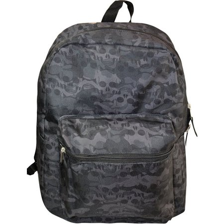 Global Designs Skull Backpack