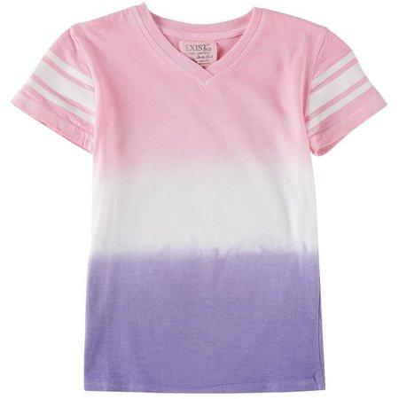Exist Little Girls Ombre Stripe T-Shirt