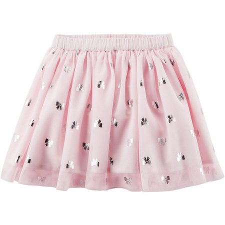 Carters Little Girls Bow Tutu Skirt