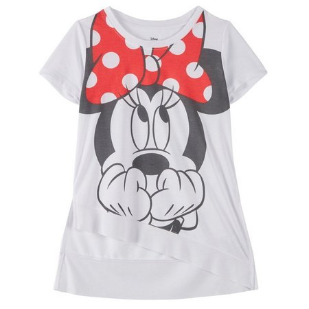 Disney Minnie Mouse Big Girls T-Shirt