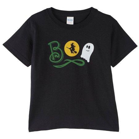 Classic Teaze Big Girls Boo T-Shirt