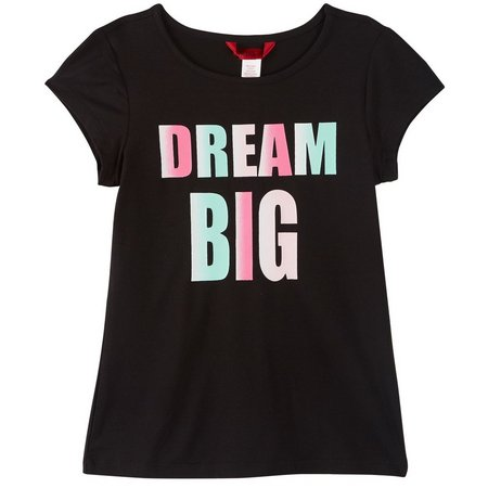 1st Kiss Big Girls Dream Big T-Shirt