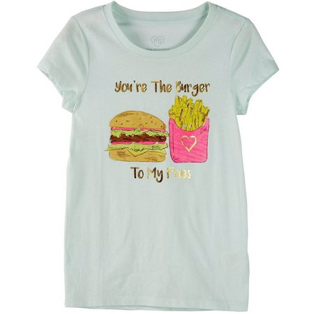PS From Aeropostale Big Girls Burger T-Shirt