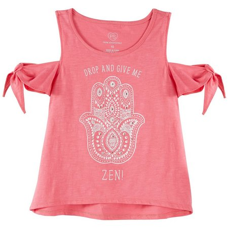 PS From Aeropostale Big Girls Give Me Zen