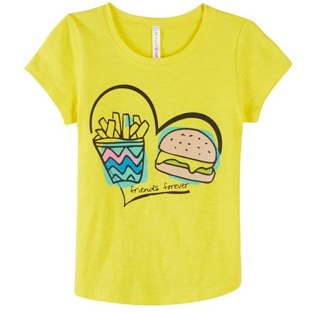 Love Peace & Lip Gloss Big Girls Burger