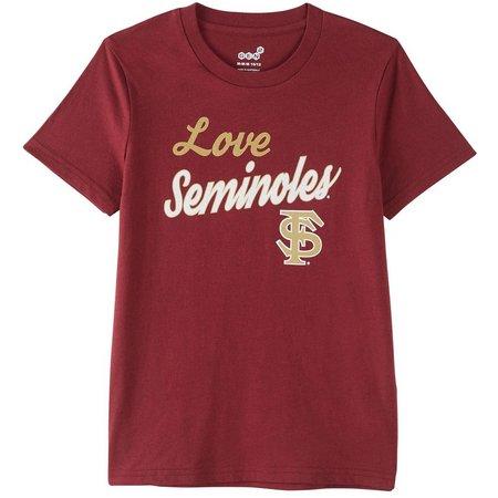 Florida State Big Girls Love T-Shirt
