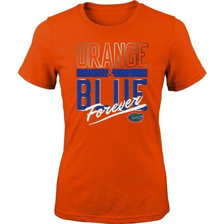 Florida Gators Big Girls Orange & Blue Forever