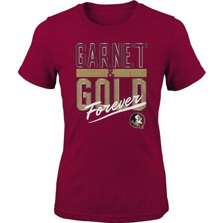 Florida State Big Girls Garnet & Gold Forever