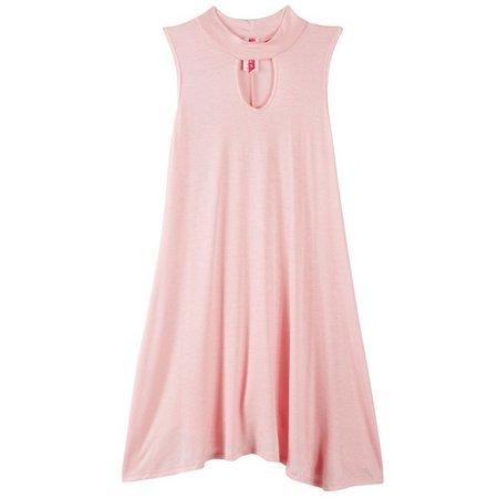 Cute 4 U Big Girls Keyhole Gigi Dress