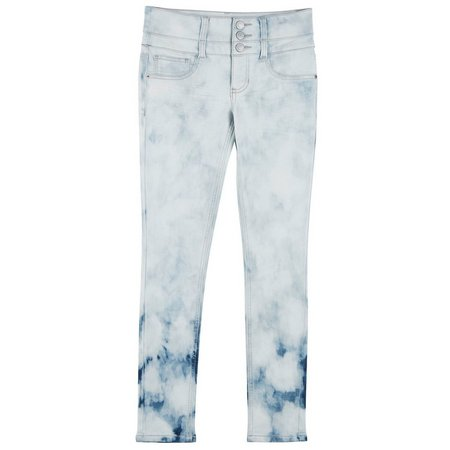 Imperial Star Big Girls Acid Wash Jeans