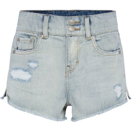 Levi's Big Girls High Rise Shorts