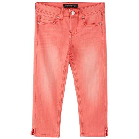 Celebrity Pink Big Girls Midrise Crop Skinny Jeans