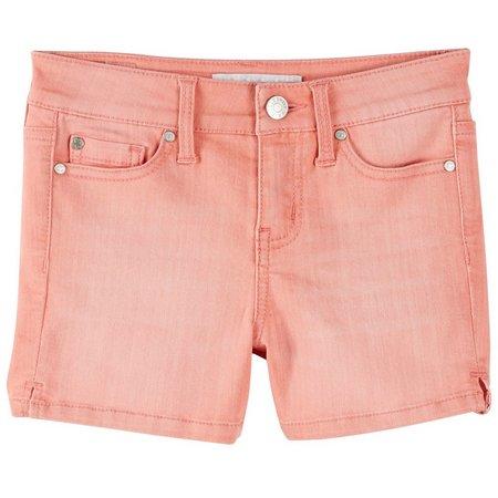 New! Celebrity Pink Big Girls Solid Shorts