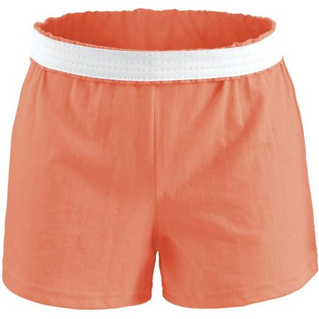 Soffe Big Girls Roll Waist Shorts