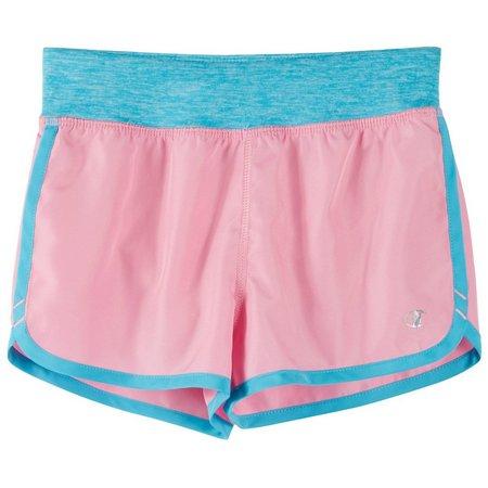 Champion Big Girls Running Shorts