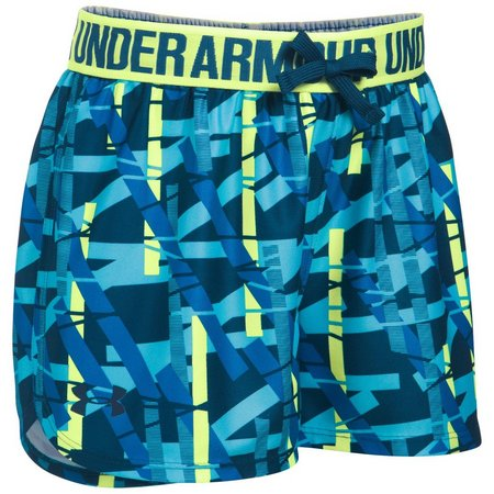 Under Armour Big Girls Play It Up Printed