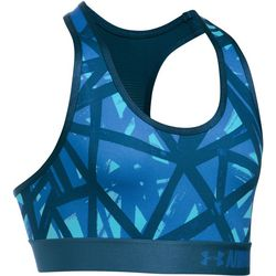 Under Armour Big Girls Armour Printed Sports Bra