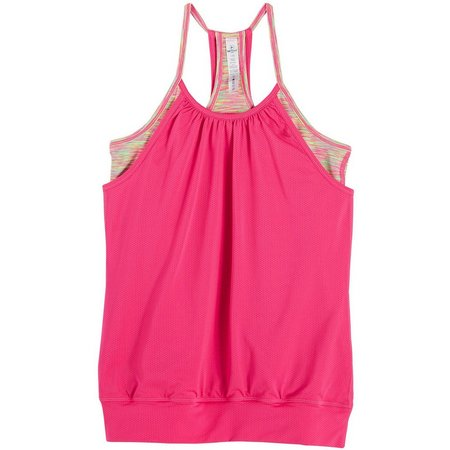 90 Degree by Reflex Big Girls Duet Tank