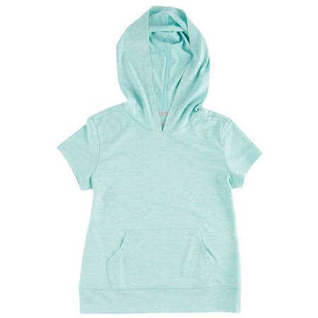 Reel Legends Little Girls Freeline Aruba Hoodie