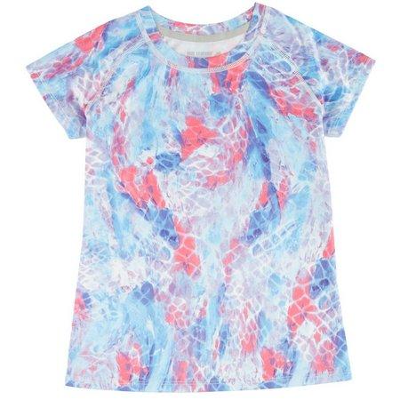 Reel Legends Big Girls Freeline Watersnake T-Shirt
