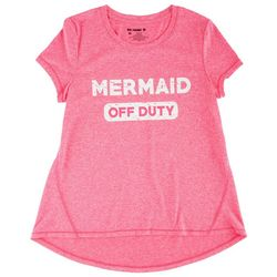 Reel Legends Big Girls Mermaid Off Duty T-Shirt