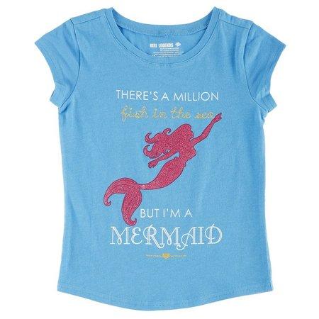 Reel Legends Little Girls Fish In The Sea