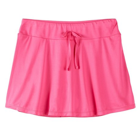 Reel Legends Big Girls Reel-Tec Solid Skort