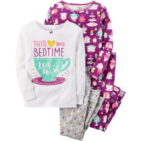 Carters Little Girls 4-pc. This Is My Bedtime
